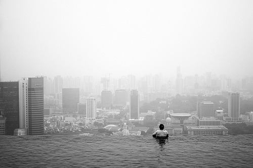 relucent:  Infinity Pool (by Steve Toh)