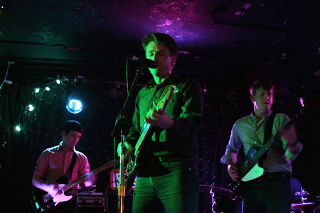 Here's a nice review of our March 9 debut at The Empty Bottle from The Vinyl District!