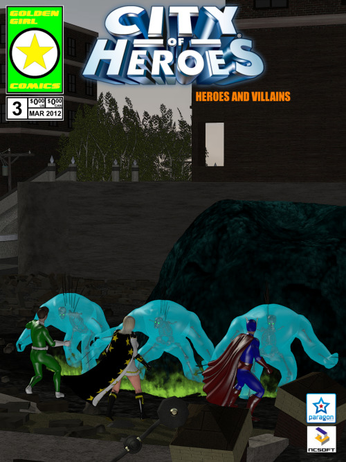 "A third comic for new ""City of Heroes"" players - like the previous 2, timeline/lore-wise, this is also set before the Praetorian War/Galaxy City disaster/""Who Will Die"", as it was planned out and written around the time GR launched, with a few tweaks here and there to reflect the post GR content ;-)"