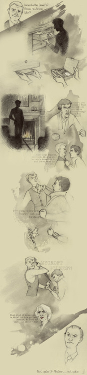 sashkash:  Oh man this was a long one. More angst and Mycroft feels…