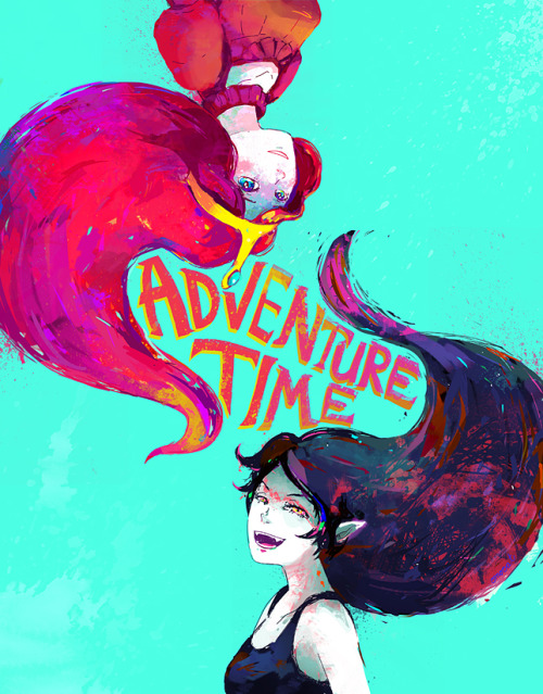 ADVENTURE TIME by ~Traptastic i feel like posting some adventure time fan art lol