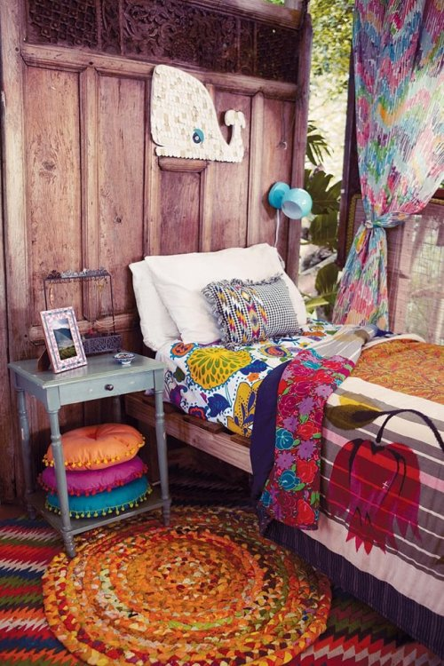 My Bohemian Home ~ Kids' Rooms