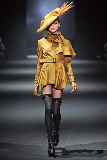 John Galliano …sort of Fall 2012
