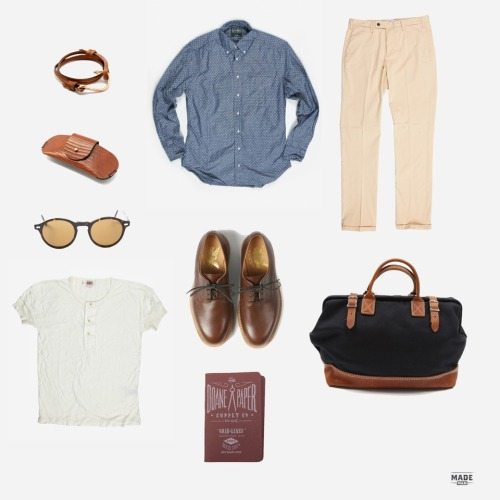 9 Ways to Spring Forward in Style | Mademan.com