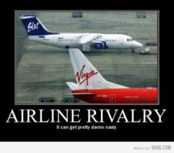 Airline Rivalry win!