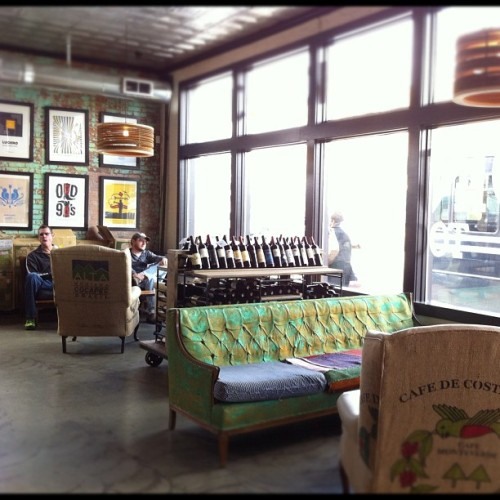 Love the decor (Taken with Instagram at Bolsa Mercado)