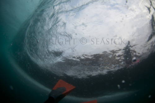 Clear Cornish Barrels.  Copyright © Steve Coombes 2012