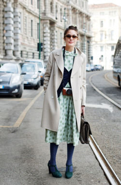 (via On the Street…. Piazza Castello, Milan « The Sartorialist)