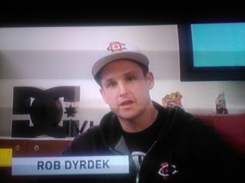 If you haven't seen the sneak peek of season 5 of Rob Dyrdek's Fantasy Factory on iTunes, its now on MTV2.
