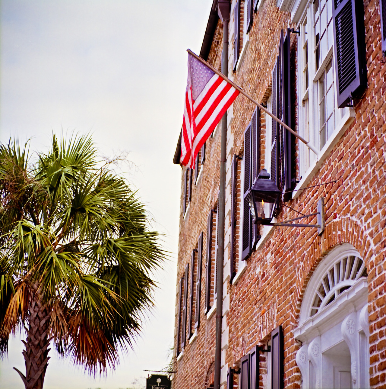The Historic Preservation Society Charleston, SC