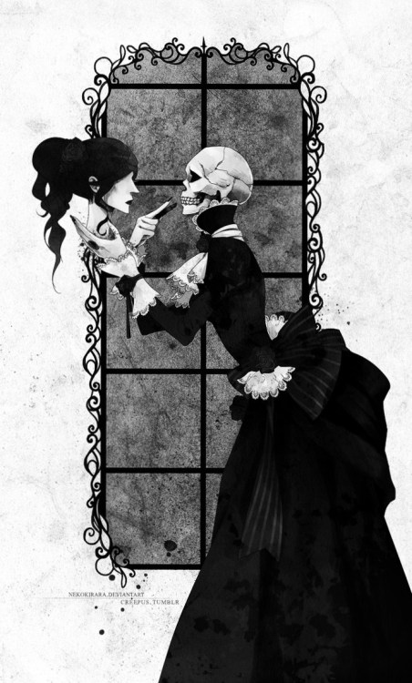 gothiccharmschool:  Oh, this is *lovely*