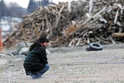 One year anniversary of the earthquake in Japan (March 11th)