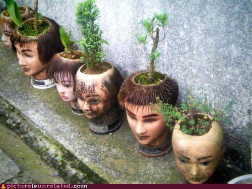 pot heads… get it? haha