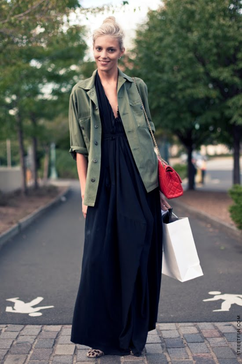 what-do-i-wear:  anja rubik  So this looks like an outfit I wore the other day…