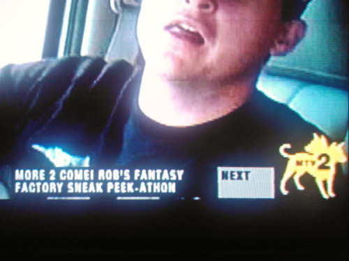 2 more episodes left of the Rob Dyrdek's Fantasy Factory Sneak Peek-Athon on MTV2! Tune in now to catch the rest.