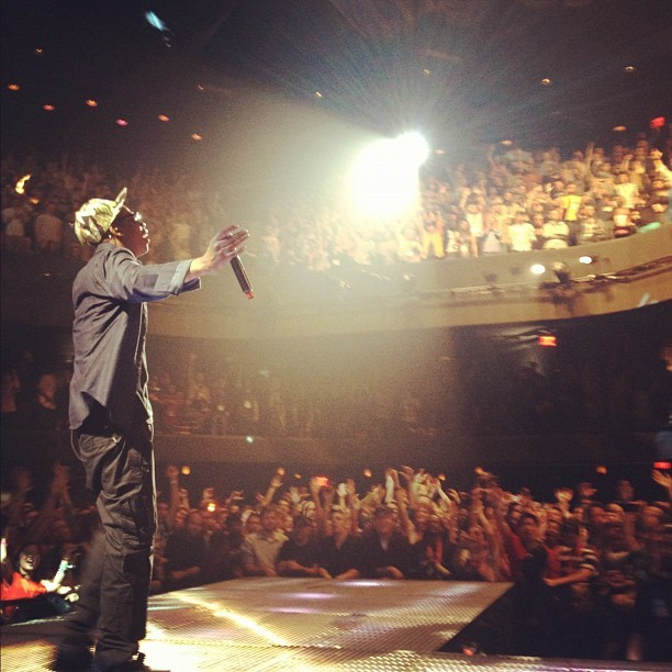This is what amazing looks like. #HOVA (Taken with Instagram at Austin City Limits Live at The Moody Theater)