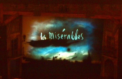 new lighthearted blog post about going to see les misérables all on my own is now live, should you like a gandering gaze!