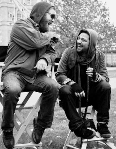Two of my favorites. Ryan Dunn and bam margera