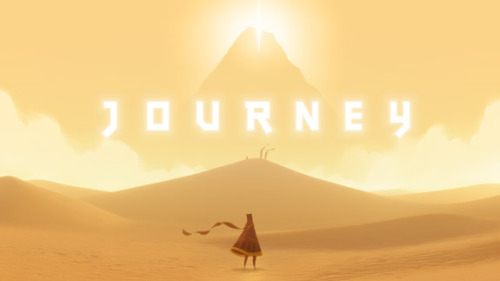 m00tzman:  Journey (Playstation 3) Who says video games can't be art?