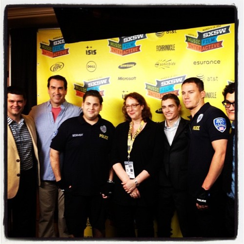 #21JumpStreet #SXSW (Taken with instagram)
