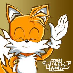 "Miles ""Tails"" Prower by ~spikestrife"