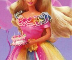 I had this barbie! 😄