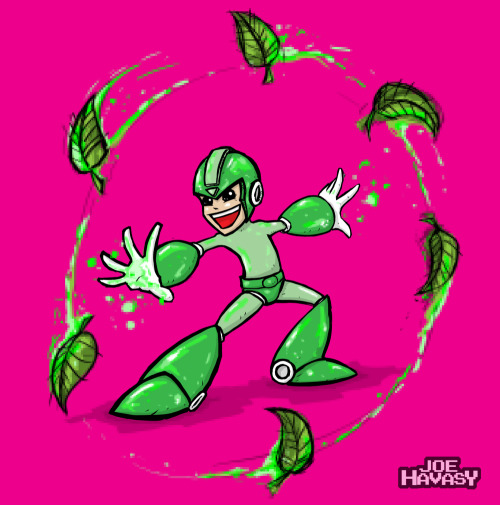 GET EQUIPPED  WITH… LEAF SHIELD (make sure you click for a higher res view.) www.joehavasy.com
