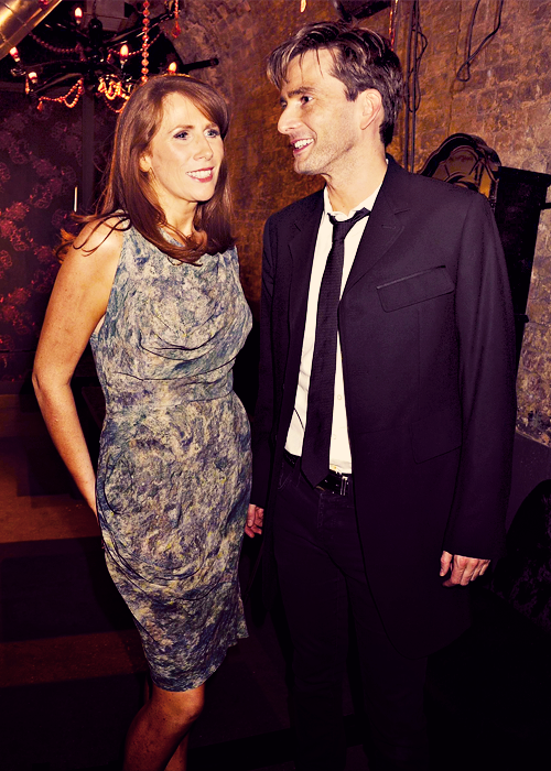 The Doctor/Donna :)