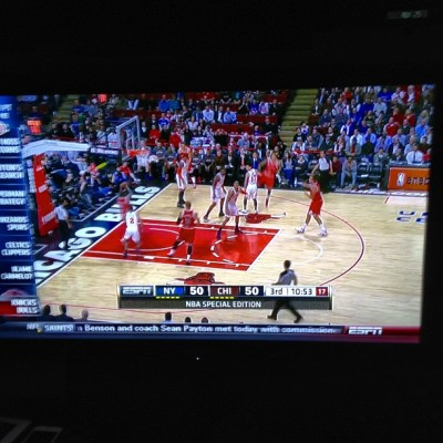 #Sportscenter (Taken with instagram)