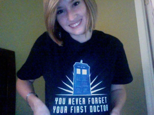 turnaboutisfairplay:  reppin' Doctor Who