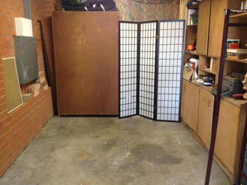 The World Expo 88 Collector's Garage: Stage 0.1 - A Clean Slate