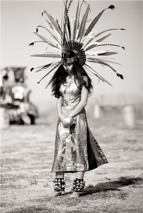franflow: Aztec Dancer