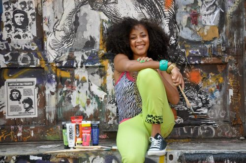 Amanda Diva Seales This woman is like my role model! http://www.amandaseales.com/