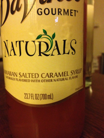 """naturally flavored with other natural flavor."" Naturally, they use the word ""natural.""  What does that even mean?"
