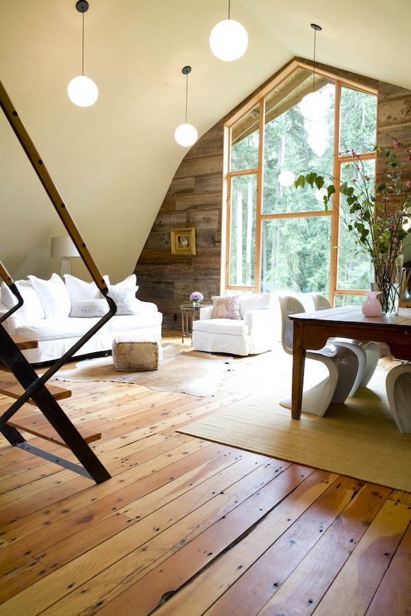 myidealhome:  perfect barn transformation (via La Boheme: Interiors)