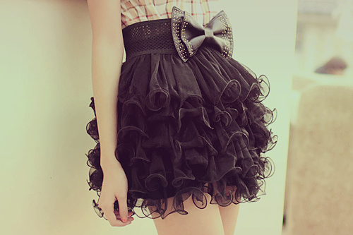 pierrotinlove:  bows are so cute! ❤