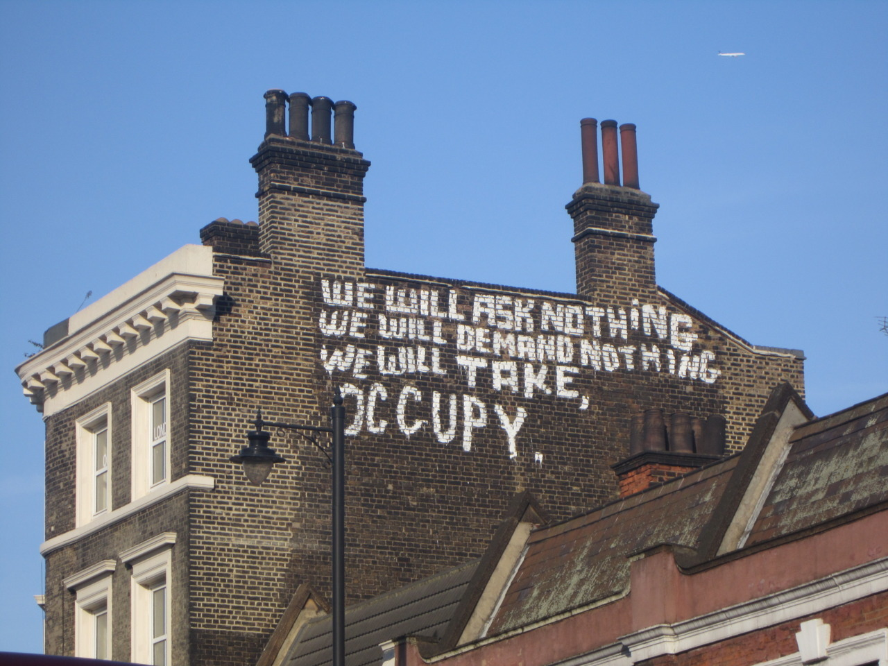 Occupy Shoreditch