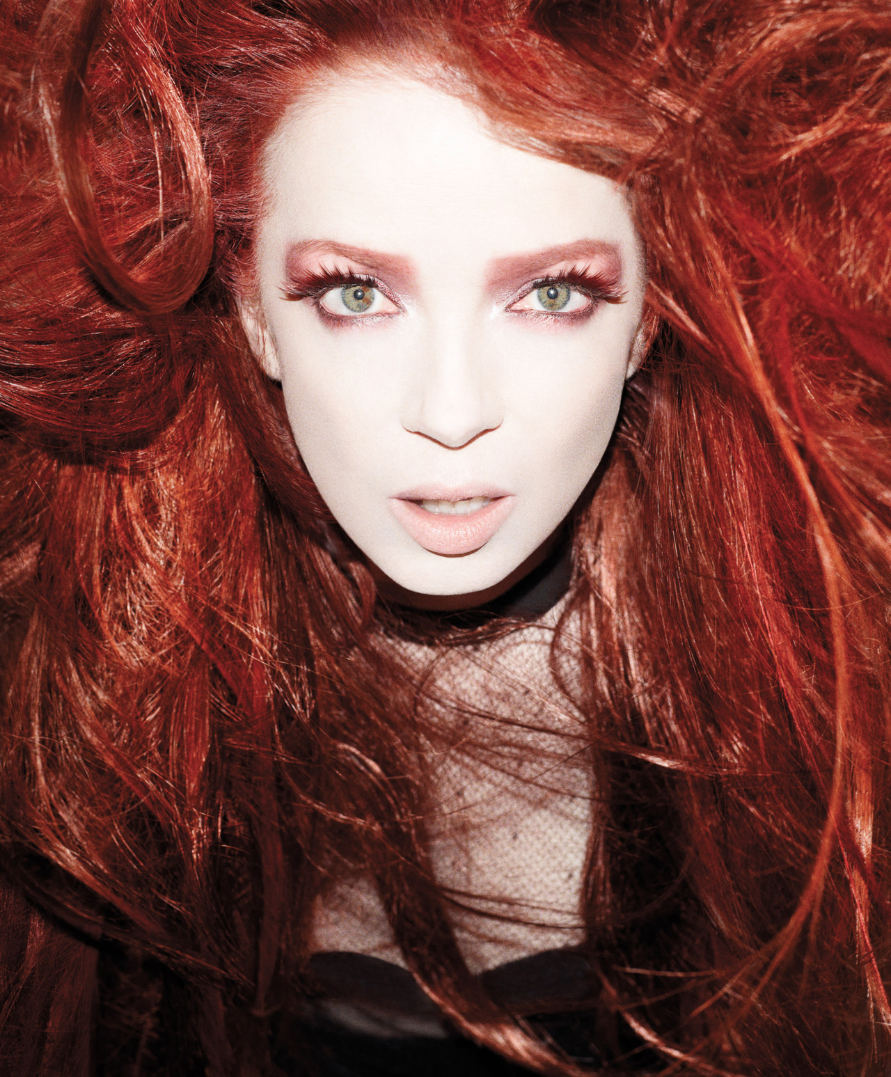bohemea:  Shirley Manson - Bullett by Matt Irwin, Spring 2012