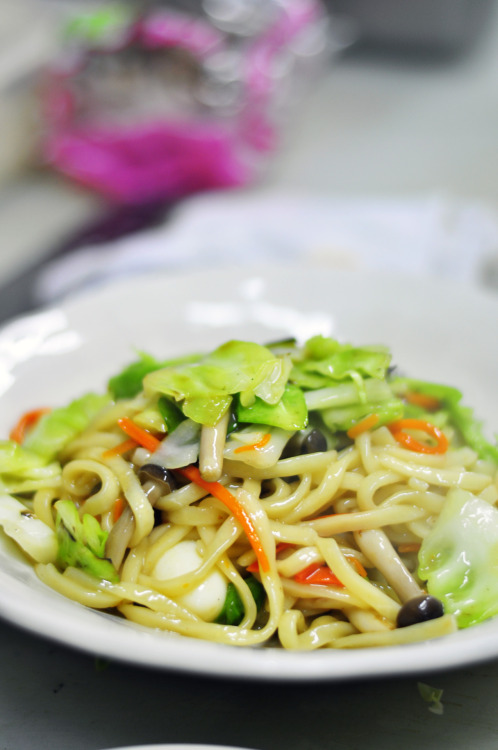 Vegetables Noodle.