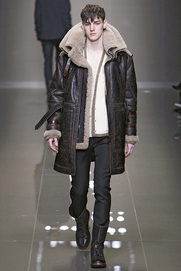 What Would Robb Stark Wear? Fall 2010 by Burberry Prorsum