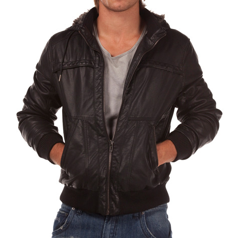 What Would Robb Stark Wear? Black Leather Jacket. Casual Times in modern Winterfell?