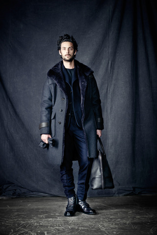 What Would Robb Stark Wear? Fall 2012 Menswear by Berluti