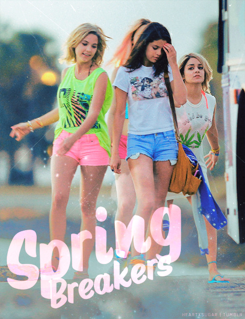 Spring Breakers Edit