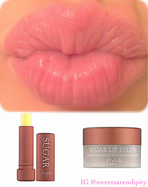 Honestly, one of the best things you can do for your lips! These 2 products exfoliate and hydrate your lips in ways I thought to be impossible. Fixes chapped lips and keeps them smooth with no peeling!
