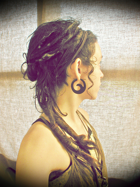 thebeardandthehair:  dreads by .:Moi:. on Flickr.