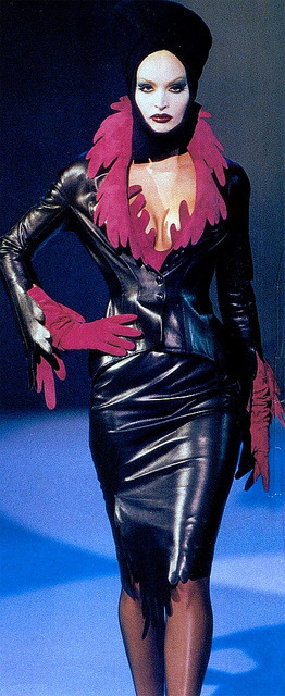 ultraglamcouture:  madame on Flickr.Thierry Mugler