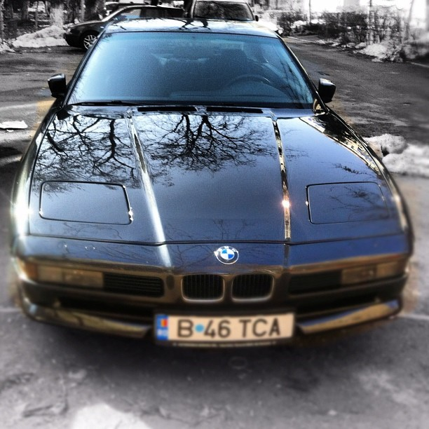 cosmeen:  #bmw #m1 #romania #cars (Taken with instagram)