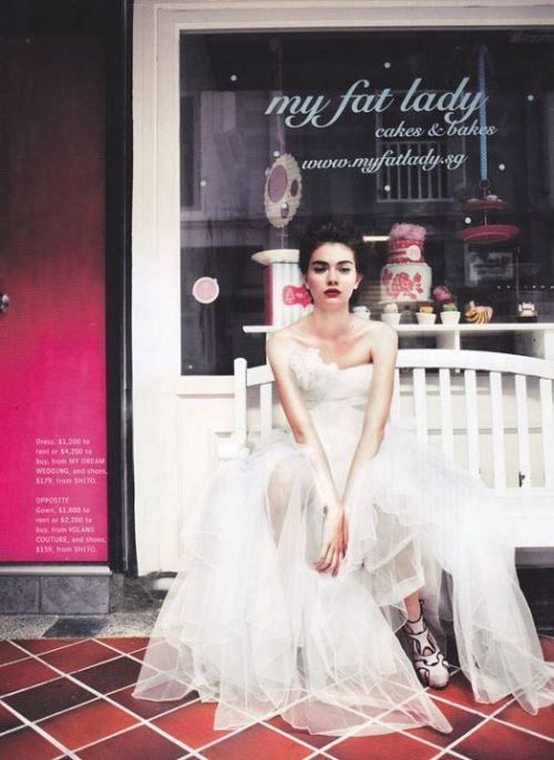 helloweddingdiary:  Herworld Brides Singapore Sept 2011