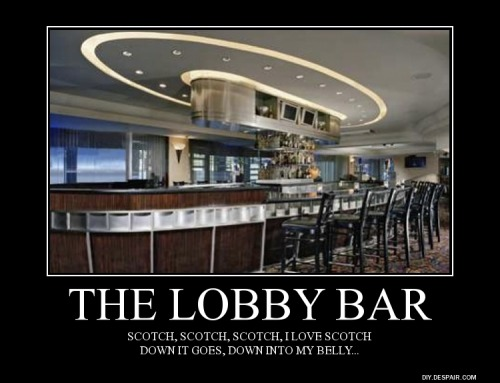 Thanks @jimsterne for #eMetrics lobby (read: 39th floor) bar #emetrics