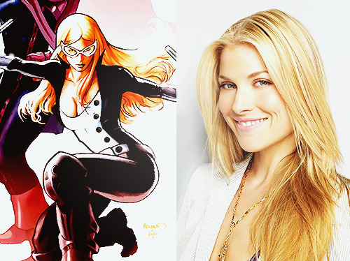 Ali Larter as Mockingbird Dreamcast